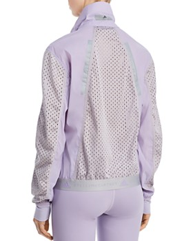 adidas by Stella McCartney - Run Mesh-Inset Jacket