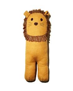 Albetta - Large Soft-Knit Lion - Ages 0+