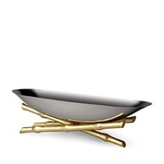 L'Objet - Bamboo Boat Box