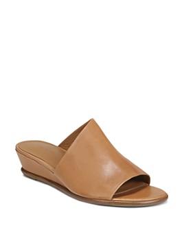 Vince - Women's Duvall Wedge Slide Sandals