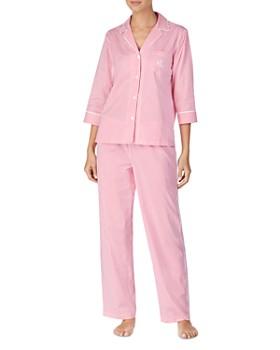 87b813148b7 Ralph Lauren Sleepwear - Bloomingdale s
