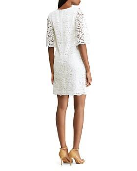 Ralph Lauren - Lace Shift Dress