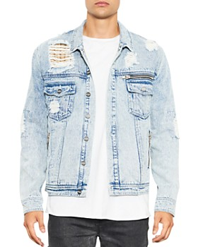 nANA jUDY - Distressed Denim Jacket