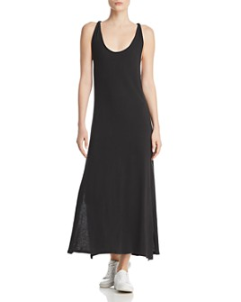 Current/Elliott - The Twisted Strap Tank Maxi Dress