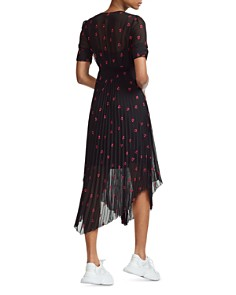 Maje - Rengo Embroidered Heart Dress