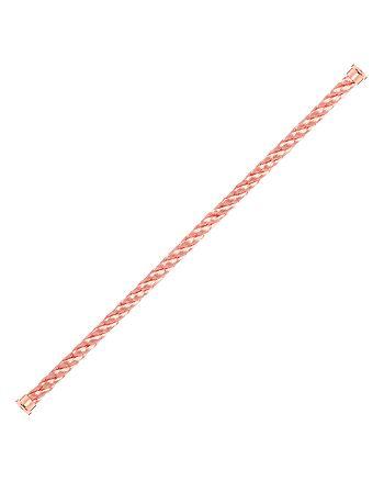 Fred - 18K Rose Gold Force 10 Link Bracelet