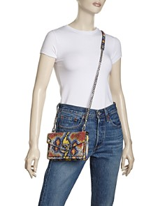 Rebecca Minkoff - Jean Multi-Colored Snake Crossbody