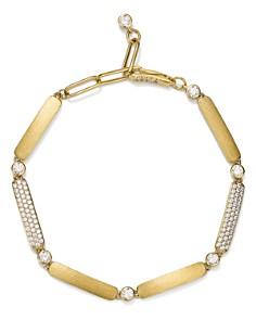 Nadri - Solid Link Bracelet