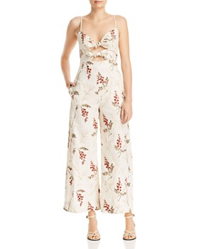 bd8d8d14902e Rebecca Taylor - Ivie Floral-Embroidered Jumpsuit ...