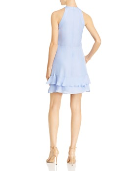 Parker - Rippa Flounce Overlay Dress