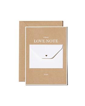 Sugar Paper - Love Note Tiny Valentine Message Card