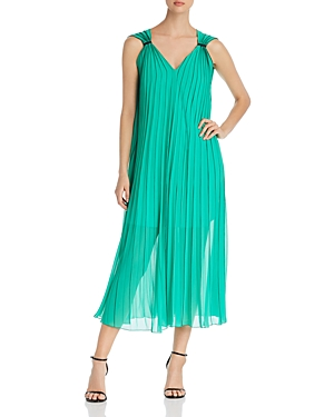Escada Sport Dresses DAHEEM PLEATED MIDI DRESS