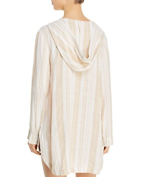 eedde1ebf3 ... L Space - Sunsational Stripe Love Letters Tunic Swim Cover-Up