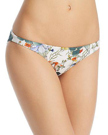 Vitamin A - Giselle Printed Hipster Bikini Bottom