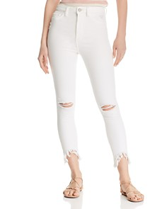DL1961 - Farrow High Rise Skinny Jeans in Clapton