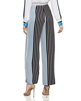 ee620c27291c ... BCBGMAXAZRIA - Striped Wide-Leg Pants