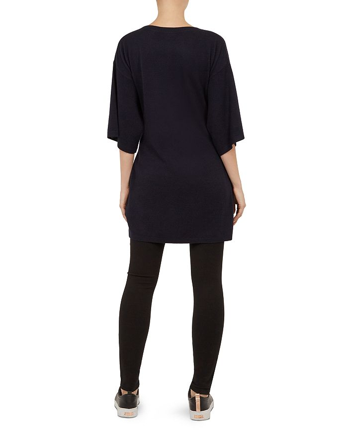 ad0698b89f5 Ted Baker Ted Says Relax Olympy Tie-Front Knit Tunic | Bloomingdale's
