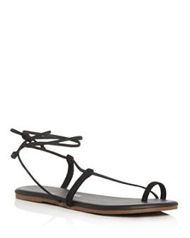 TKEES - Women's Jo Ankle-Tie Sandals