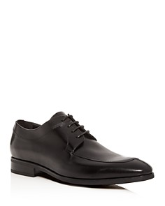 To Boot New York - Men's Serra Leather Apron-Toe Oxfords