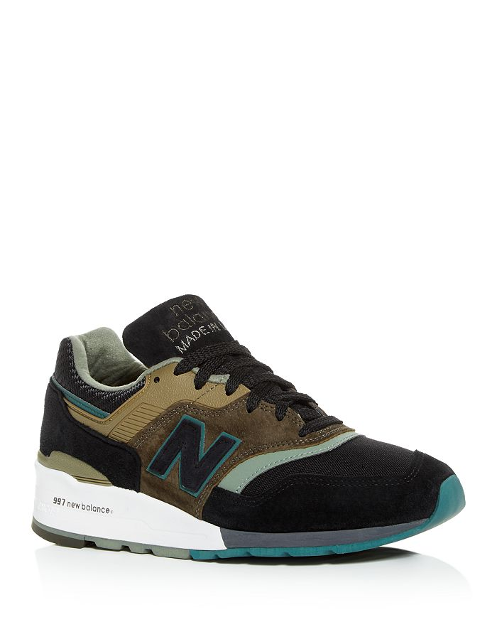 new style 82cd5 af0ce New Balance - Men s 997 Made in USA Low-Top Sneakers