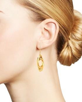 Bloomingdale's - 14K Yellow Gold Multi-Wire Drop Earrings - 100% Exclusive