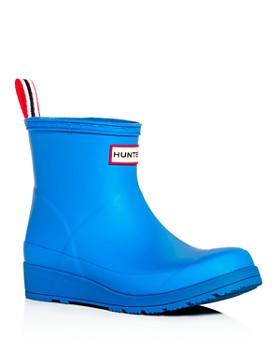Hunter - Women s Original Short Play Wedge Rain Boots ... 414fc8738a1