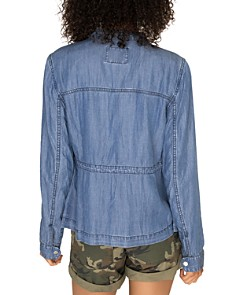 Sanctuary - Hero Lightweight Denim Jacket