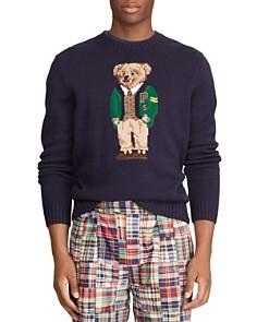 Polo Ralph Lauren - Yale University Bear Sweater