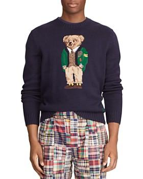 6be95401c8b Polo Ralph Lauren - Yale University Bear Sweater ...