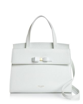 Aarilli Bow Leather Tote by Ted Baker