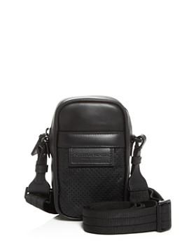 Bottega Veneta - Leggero Forato Small Perforated Leather Pouch