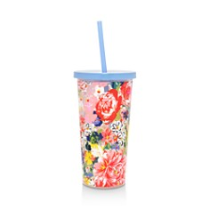 ban.do - Flower Shop Sip Sip Tumbler with Straw
