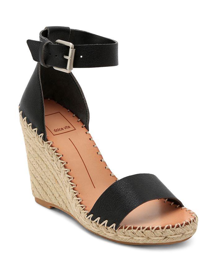 Dolce Vita - Women's Noor Espadrille Wedge Sandals