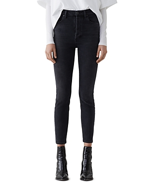 Agolde Jeans NICO HIGH RISE SLIM JEANS IN VIRTUE