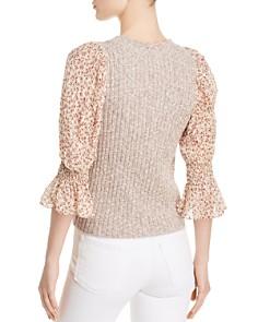 Rebecca Taylor - Francesca Layered-Look Sweater