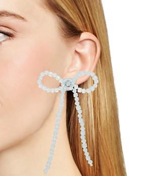 BAUBLEBAR - Scarlette Bow Drop Earrings