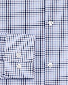 HUGO - Grid Slim Fit Dress Shirt