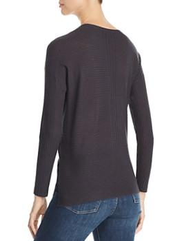 Eileen Fisher - Directional-Rib Sweater