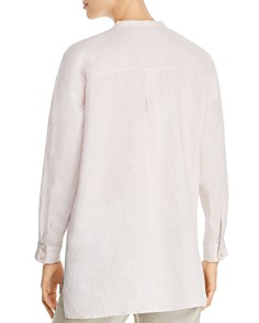 Eileen Fisher - Organic Linen High/Low Shirt