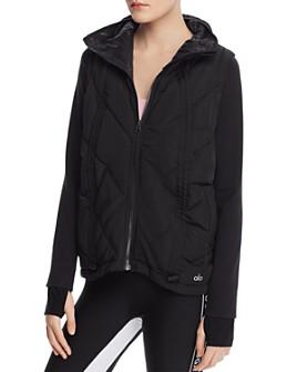 Alo Yoga - Cool Breaker Jacket