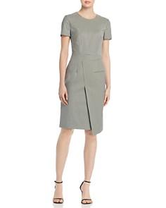 BOSS - Dureta Houndstooth Print Sheath Dress