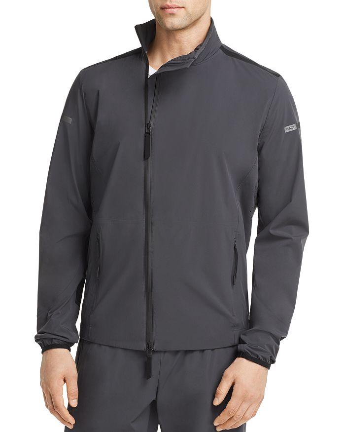 ISAORA - Training Asymmetric Zip-Front Track Jacket