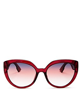 Dior - Women's Round Sunglasses, 56mm