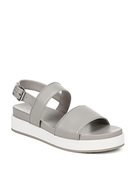 Via Spiga - Women's Davi Leather Platform Sandals