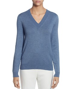 T Tahari - V-Neck Sweater