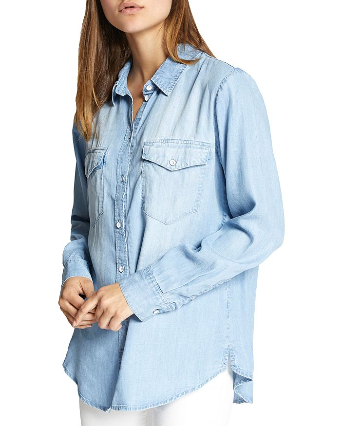 Sanctuary - Boyfriend For Life Chambray Shirt