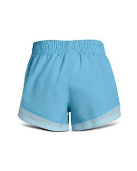 Under Armour - Girls' Sprint Athletic Shorts - Big Kid