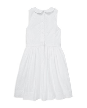 Ralph Lauren - Girls' Floral Embroidered Dress - Big Kid