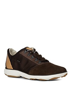 Geox - Men's Nebula Lace-Up Sneakers