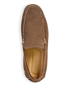 Geox - Men's Melbourne Suede Moc Drivers